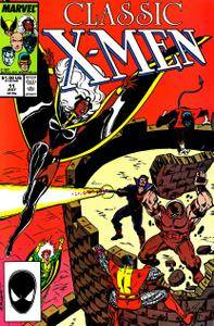 Classic X-Men 011 1987 c2c Minutemen-Bluntman