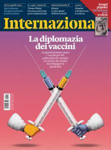 Internazionale N.1405 - 16 Aprile 2021