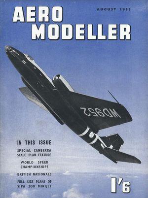 Aeromodeller Vol.19 No.8 (August 1953)