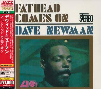 Dave Newman - Fathead Comes On (1961) {2012 Japan Jazz Best Collection 1000 Series 24bit Remaster WPCR-27176}