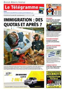 Le Télégramme Brest Abers Iroise – 06 novembre 2019