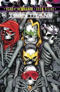 Teen Titans 035 2019 Digital Mephisto