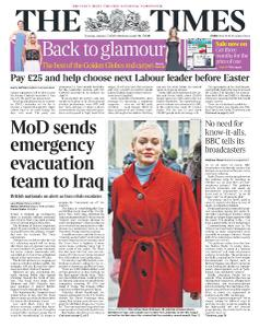The Times - 7 January 2020