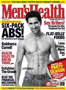Mens Health December (india) 2008