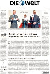 Die Welt - 16. November 2018