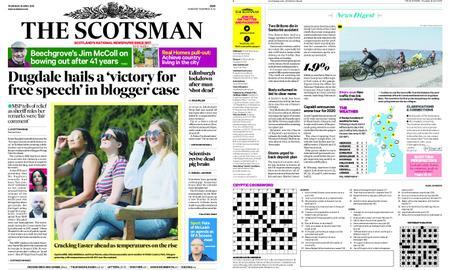 The Scotsman – April 18, 2019