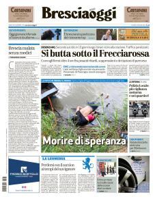 Brescia Oggi - 27 Giugno 2019