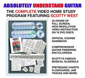 Absolutely Understand Guitar Complete Course