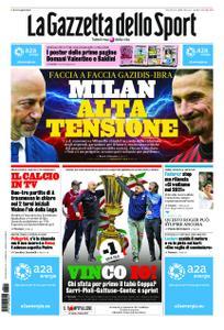 La Gazzetta dello Sport Roma – 11 giugno 2020