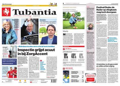 Tubantia - Enschede – 24 juli 2019