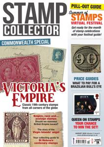 Stamp Collector – August 2020
