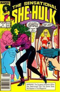 Sensational She-Hulk 1989 004
