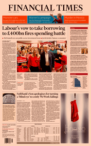 Financial Times UK – 07 November 2019