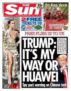 The Sun UK - 3 June 2019