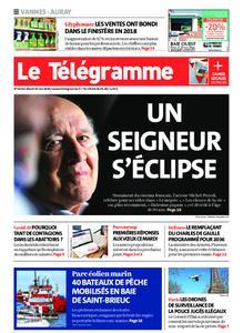 Le Télégramme Auray – 19 mai 2020