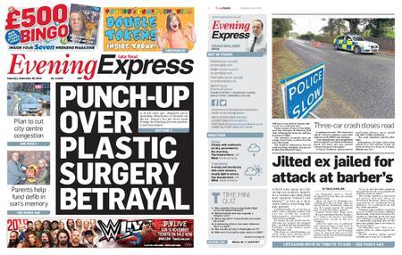 Evening Express – September 28, 2019