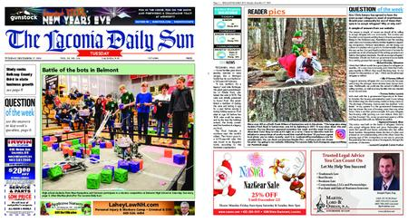 The Laconia Daily Sun – December 17, 2019