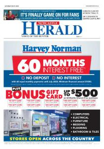 Newcastle Herald - July 11, 2020