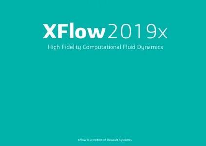 DS Simulia XFlow 2019x (x64)