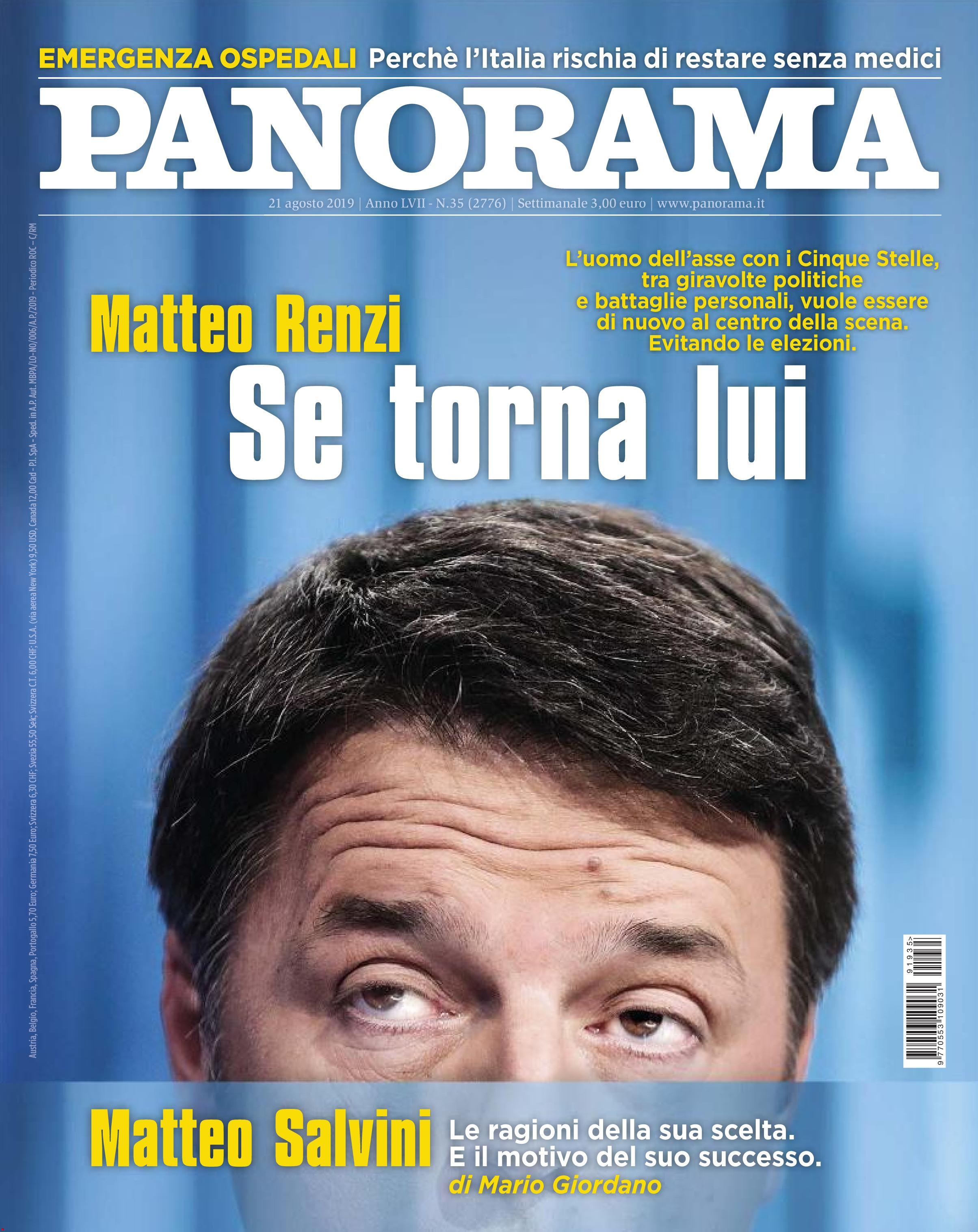 Panorama Italia N.35 - 21 Luglio 2019