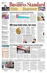 Business Standard - March 31, 2018