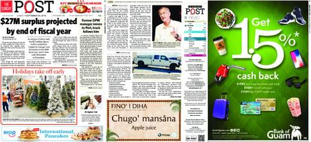 The Guam Daily Post – September 29, 2019