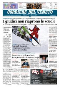 Corriere del Veneto Padova e Rovigo – 22 gennaio 2021