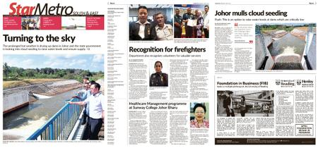 The Star Malaysia - Metro South & East – 01 April 2019