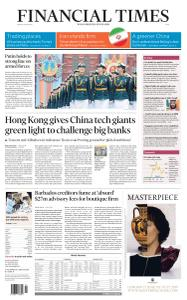 Financial Times Asia - May 10, 2019