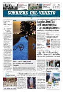 Corriere del Veneto Treviso e Belluno – 21 aprile 2019