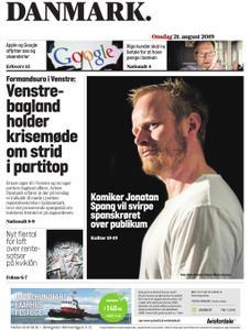 JydskeVestkysten Varde – 21. august 2019
