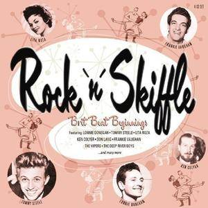 V.A. - Rock 'n' Skiffle: Brit Beat Beginnings (4CDs, 2007)