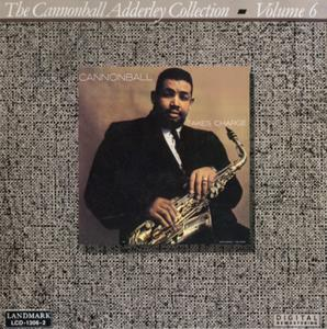 Cannonball Adderley - Takes Charge (1959) {Landmark LCD-1306-2 rel 1987}