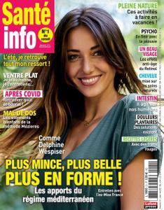 Santé Info - Juillet-Août 2021