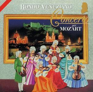 Rondo' Veneziano - Coffret de 3 CDs (2001) / Disc 3: Concerto per Mozart (1990)