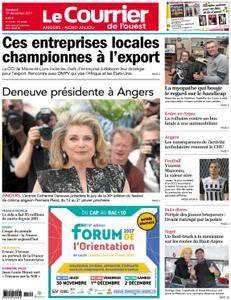 Le Courrier de l'Ouest Angers - 01 décembre 2017