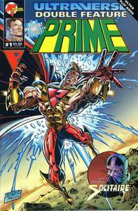 Ultraverse Double Feature - Prime and Solitare (1995