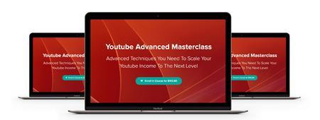 Jordan Mackey - Youtube Advanced Masterclass