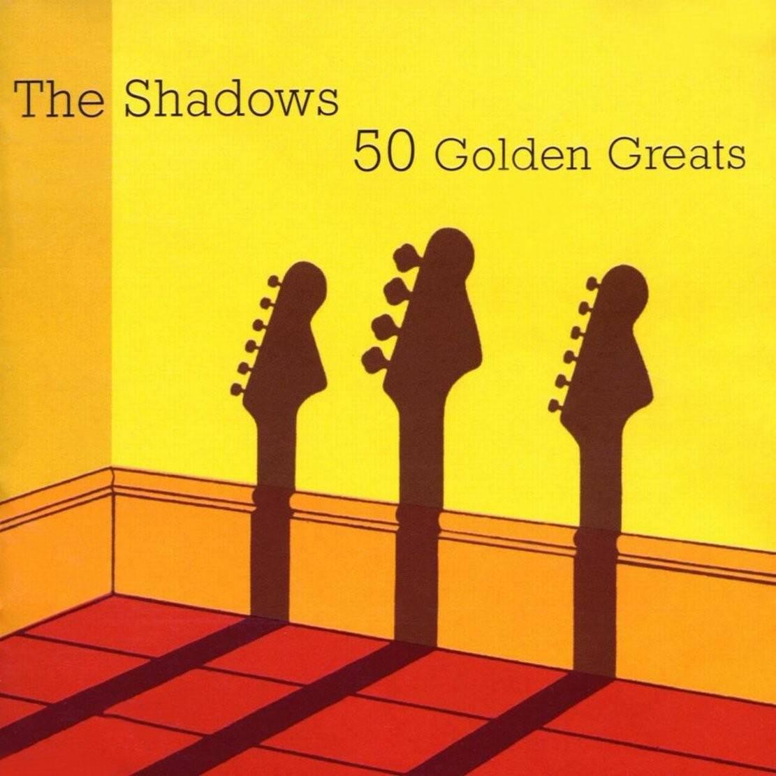 THE SHADOWS - 50 Golden Greats