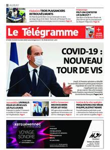 Le Télégramme Auray – 16 octobre 2020