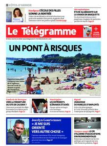 Le Télégramme Guingamp – 21 mai 2020