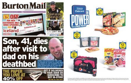 Burton Mail – February 25, 2021