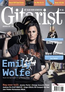 Gitarist Netherlands – augustus 2021