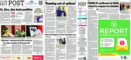 The Guam Daily Post – August 13, 2020