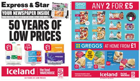 Express and Star Sandwell Edition – January 30, 2020