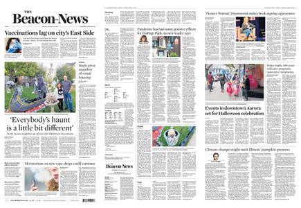 The Beacon-News – October 25, 2021