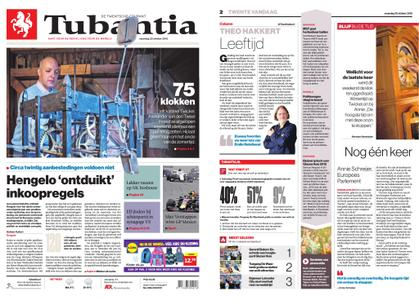 Tubantia - Enschede – 29 oktober 2018