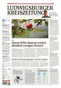 Ludwigsburger Kreiszeitung LKZ - 26 August 2021