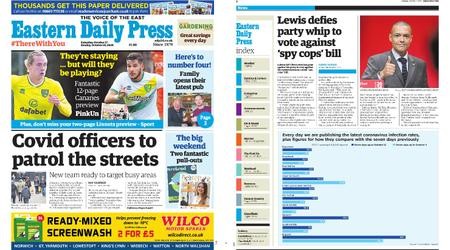Eastern Daily Press – October 17, 2020