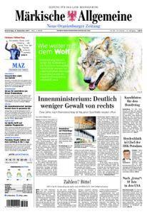 Neue Oranienburger Zeitung - 14. September 2017